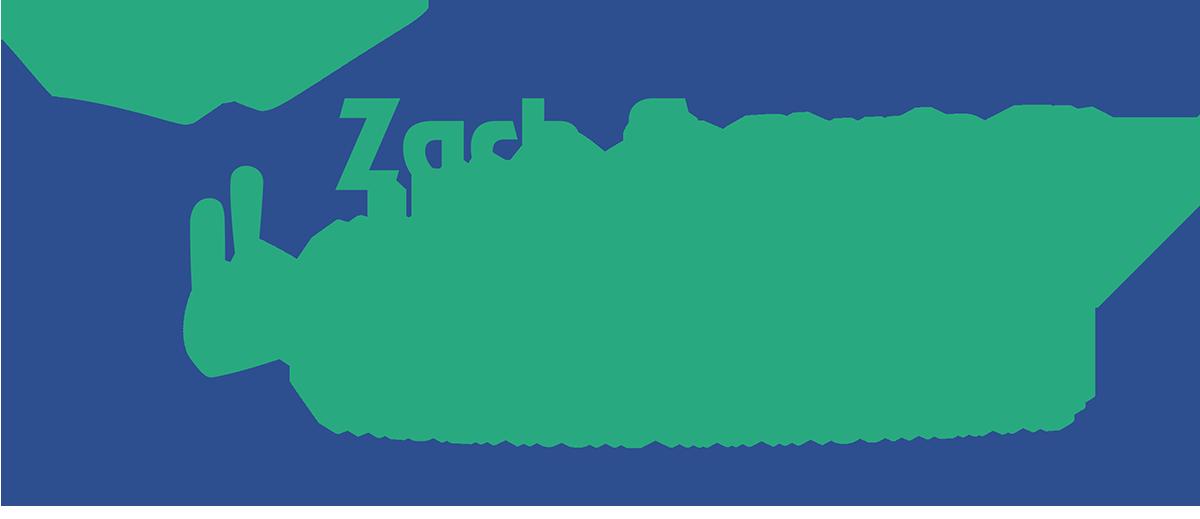 Logo Zach - Logo Relaunch Werbeagentur Wald
